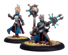 Cygnar Stormsmith Storm Tower (2)